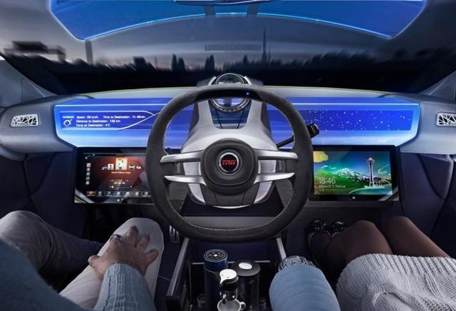 巨头企业抢滩布局 无人驾驶成主流最快要到2027年