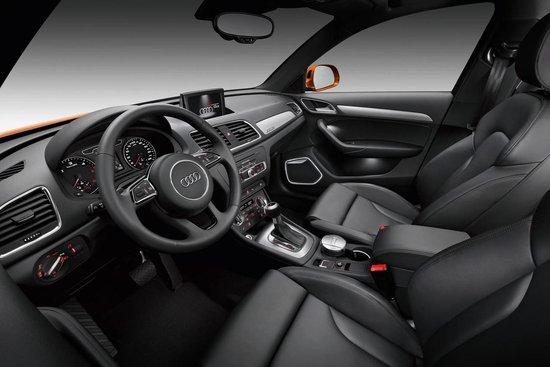 车展全球首发 奥迪Q3官方图片曝光高清图片