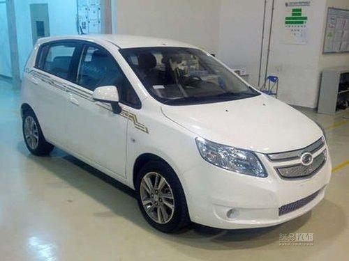 上海通用纯电动车亮相广州 车展公布价格高清图片