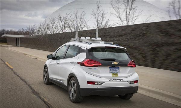 加大自动驾驶投资 通用加州增1,100个岗位