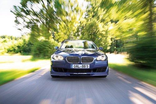 BMW御用改装商打造2012 Alpina B5 Biturbo