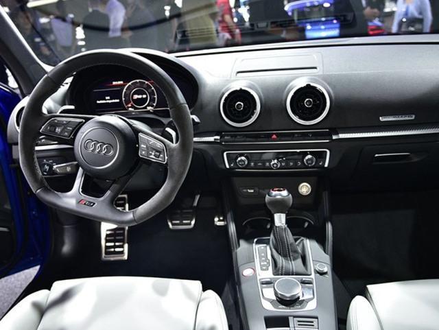 奥迪RS 3三厢版将9月10日上市 预售57.50万
