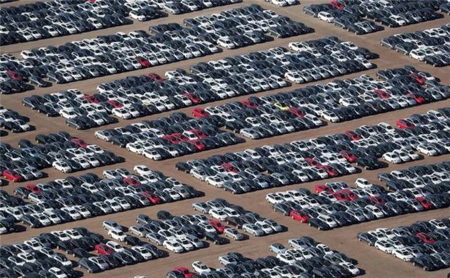 大众集团在美国存30万辆购回车辆