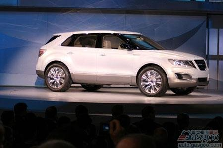 萨博将在 通用墨西哥 工厂量产9 4x跨界车 汽车 高清图片