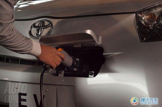 丰田iq ev将于日内瓦车展发布 续航105公里