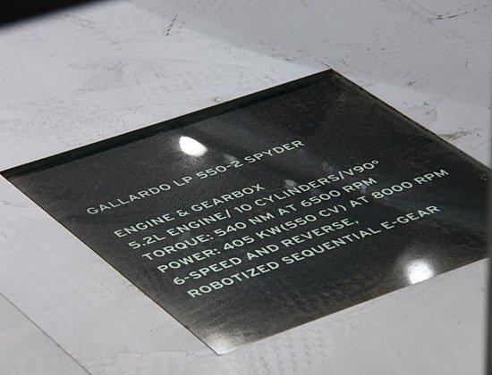 [北京车展探营]兰博基尼LP550-2敞篷版