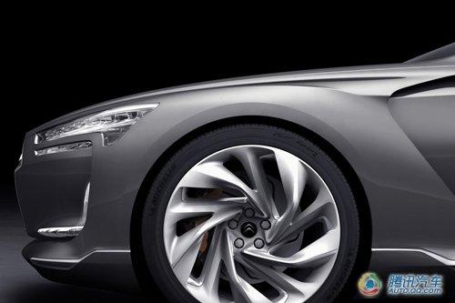雪铁龙METROPOLIS 专为中国设计的概念车