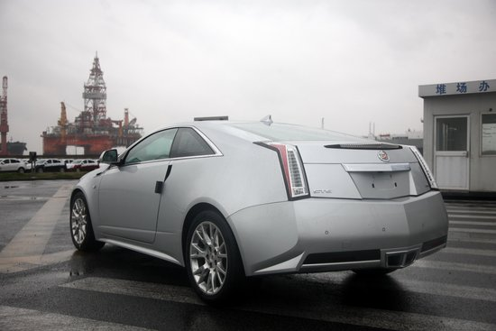 凯迪拉克CTS Coupe上海车展将亮相将进口