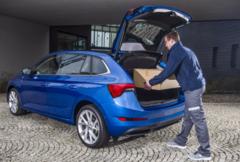 快递放到斯柯达车内! 斯柯达在捷克试点车载包裹快递服务