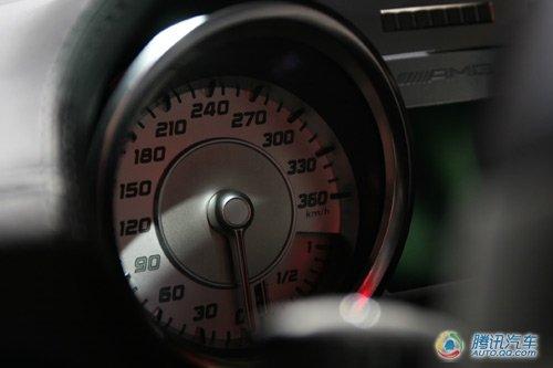 奔驰SLS AMG欧翼中国发布 有望下半年进口