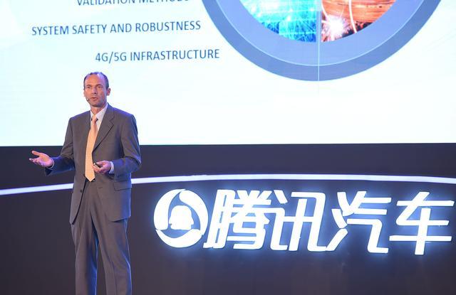 Robert Bruckmeier:宝马将为中国客户造专属无人车