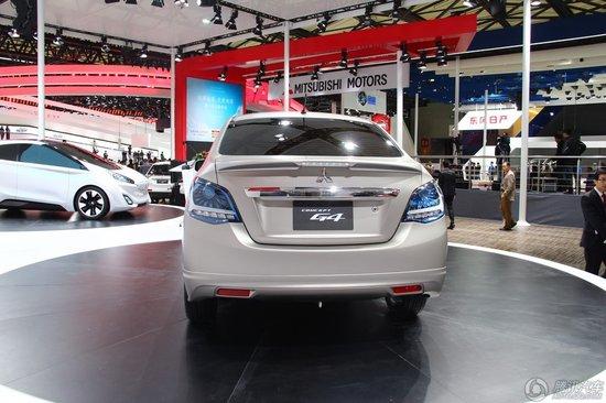 进口三菱全新概念车Concept G4正式亮相