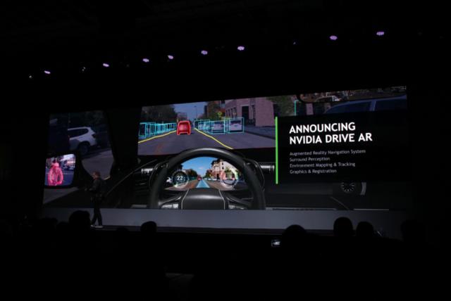 英伟达自动驾驶处理器已准备上市 第一季度交付