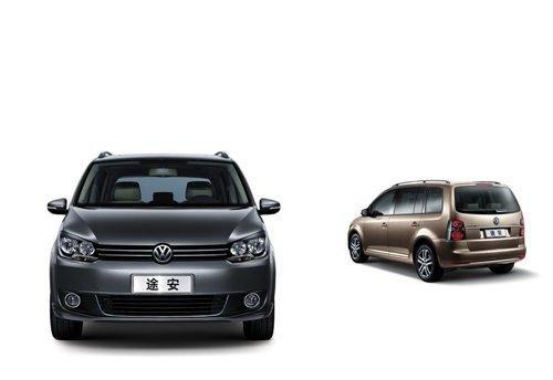 新途安等 大众33款车型将参展广州车展