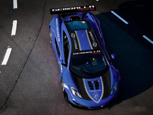 GEMBALLA改装迈凯伦超级赛车 赛车与改装