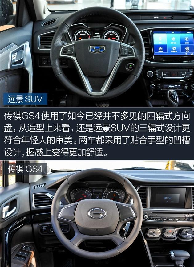 销量破万不是白给的!远景SUV对比传祺GS4