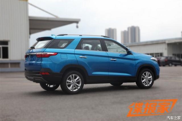定位紧凑型SUV 西风风景S560将11月上市