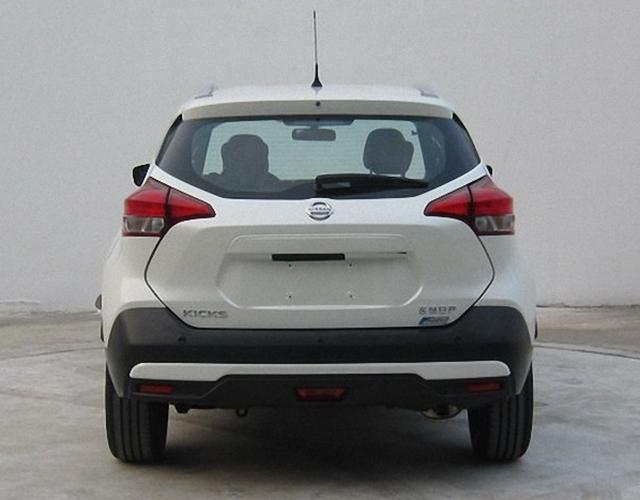 东风日产Kicks或4月亮相 定位小型SUV