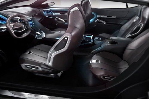 法式优雅遇东方审美 标致概念车SXC全球首发