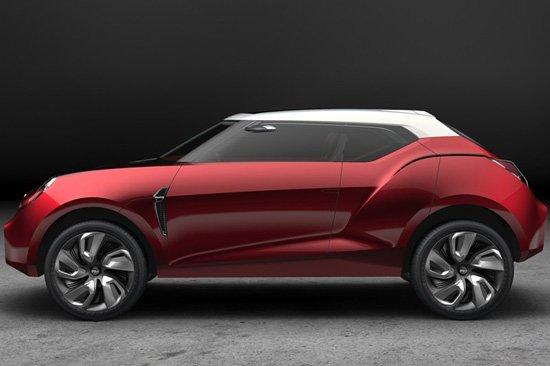 [国内车讯]MG Icon概念车于北京车展发布