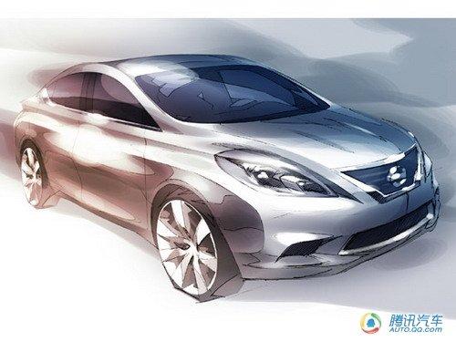 日产第十代阳光将在年底广州车展首发