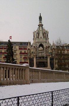日内瓦初印象:一个犹如天堂般的城市