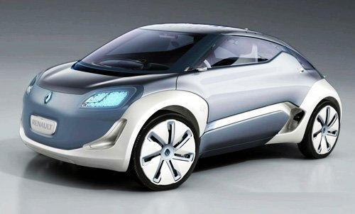 雷诺电动车或将与电池分开销售