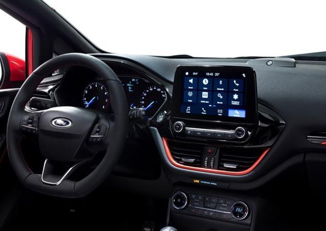 福特全新嘉年华首发亮相 提供4种风格可选