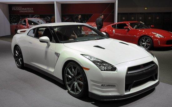 2014款日产GT-R洛杉矶车展发布 2.7秒破百