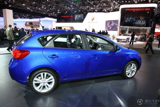 2012北美车展14款重磅首发新车汇总报道