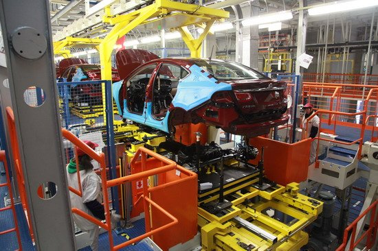 (1)机器人焊接夹具采用标准化,模块化设计,电控气动夹紧的定位方式图片
