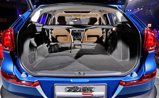 观致5 SUV将3月份上市 官方预售15-22万元