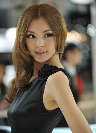 性感车模_北京车展_2012北京车展_腾讯汽车