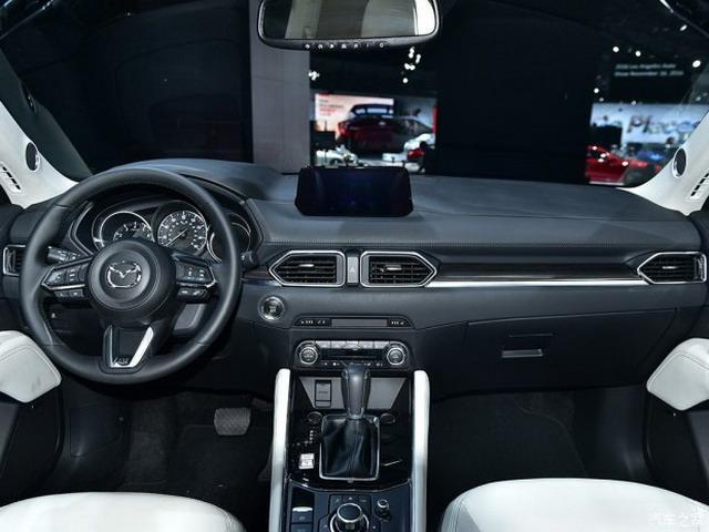 SUV界颜值担当 马自达新CX-5将于9月21日上市