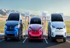 特斯拉停止Model S和Model X免费超级充电积分计划