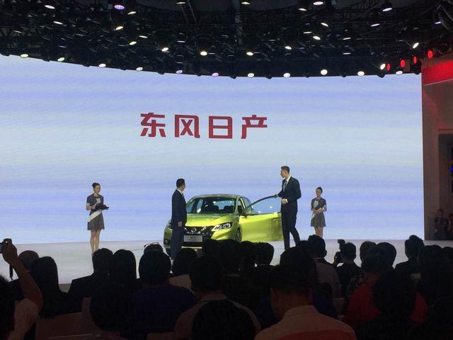 【新车首发】东风日产新款骐达车展发布