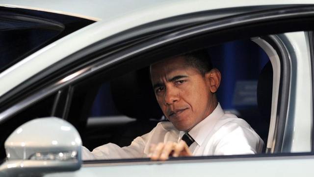 奥巴马卸任之际 要让自动驾驶合法化?