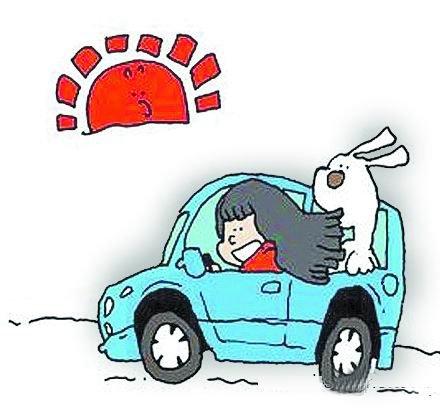 炎热夏季省油有道 空调加油都有窍门