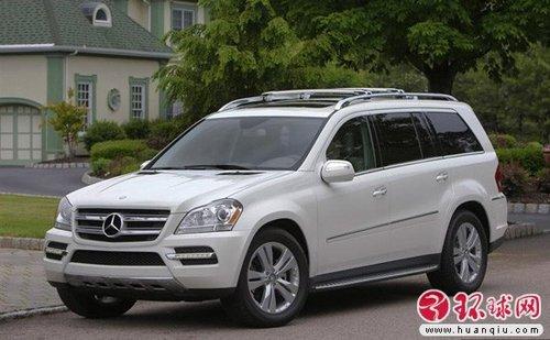 2010年美国豪车销量前三甲 雷克萨斯居首位