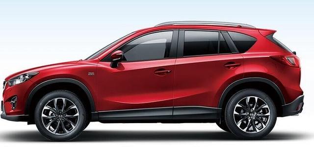 马自达召回MazdaCX-5汽车 方向盘存隐患