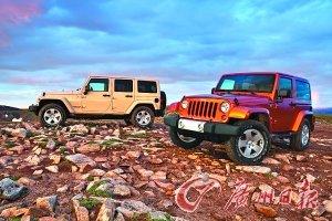 新款Jeep牧马人将上市 内饰舒适性升级