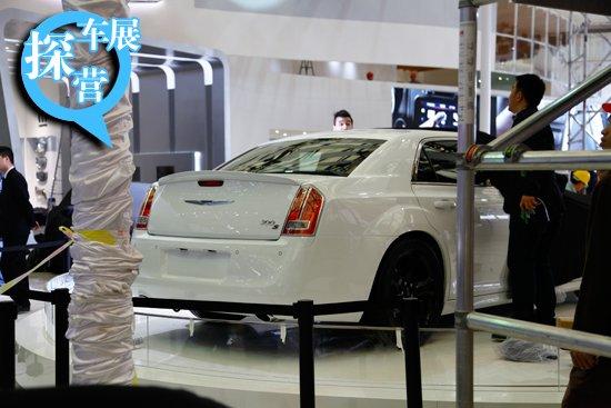 [上海车展探营]克莱斯勒300S车展亮相