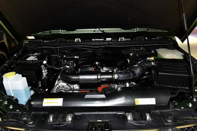 造型更显硬朗 新款北京BJ40L正式亮相