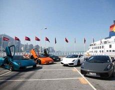 Lamborghini香港车友会