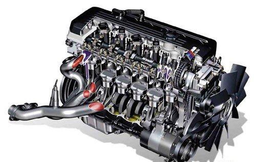 引擎结构形式