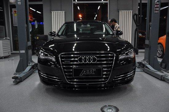 定制个性化车辆 ABT中国旗舰店在京开业