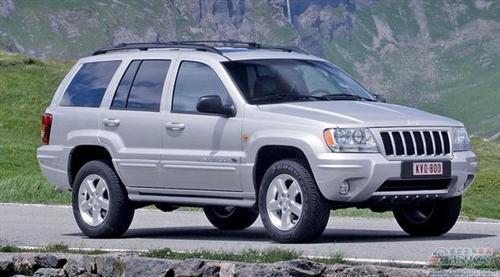 美当局结束调查Jeep车型起火隐患 涉及270万辆