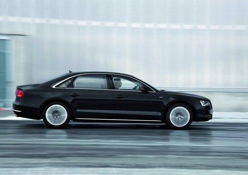 全新奥迪A8L hybrid将首次亮相北京车展
