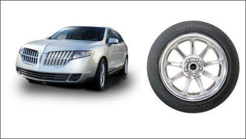 迈向高端 韩泰为林肯MKT供应配套轮胎