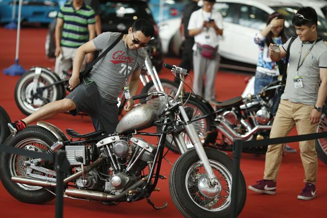 2015中国国际改装汽车展新国展盛大开幕